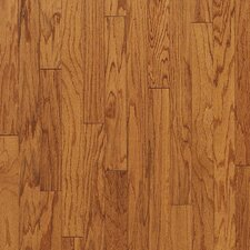"Turlington Plank 3"" Engineered Red Oak Flooring in Butterscotch"
