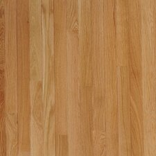 "Fulton Strip 2-1/4"" Solid White Oak Flooring in Seashell"