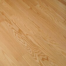 "Fulton Strip 2-1/4"" Solid Red Oak Flooring in Natural"