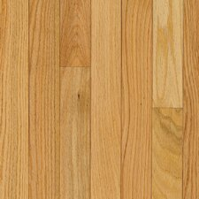 "Manchester Plank 3-1/4"" Solid Red Oak Flooring in Natural"
