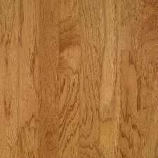 "American Treasures Wide Plank 3"" Solid Hickory Flooring in Smokey Topaz"