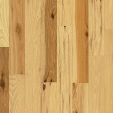 "American Treasures Wide Plank 3"" Solid Hickory Flooring in Country Natural"