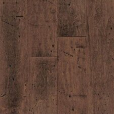 "American Originals Lock and Fold 5"" Engineered Maple Flooring in Liberty Brown"