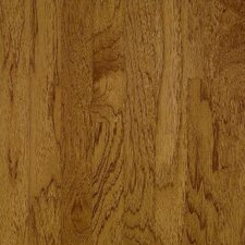 "American Treasures Wide Plank 3"" Solid Hickory Flooring in Oxford Brown"