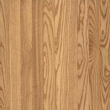 "Dundee Wide Plank 4"" Solid Red Oak Flooring in Natural"