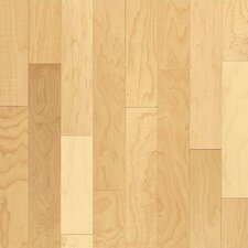 "Kennedale Prestige Wide Plank 5"" Solid Maple Flooring in Natural"