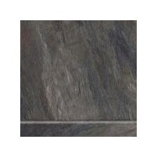 GardenStone 8mm Tile Laminate in Black Pearl