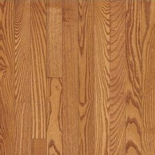 SAMPLE - Dundee™ Wide Plank Solid Red Oak in Butterscotch