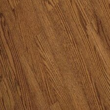 Sterling Prestige Plank 3-1/4 Solid Red/White Oak Flooring in Gunstock