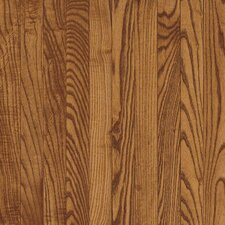 "Waltham 3-1/4"" Solid White Oak Flooring in Gunstock"
