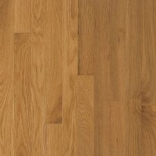 "Waltham 3-1/4"" Solid White Oak Flooring in Cornsilk"