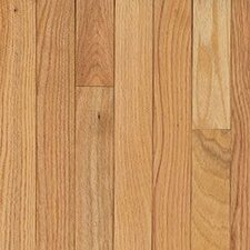 "Waltham 2-1/4"" Solid Red Oak Flooring in Natural"