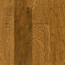 "Legacy Manor 5"" Engineered Hickory Flooring in Light Chestnut"