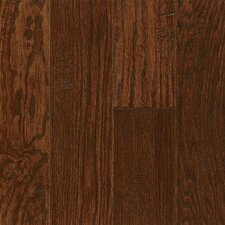 "<strong>Bruce Flooring</strong> Legacy Manor 5"" Engineered Oak Flooring in Burnt Cinnamon"