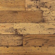 "American Originals Lock and Fold 5"" Engineered Hickory Flooring in Antique Natural"