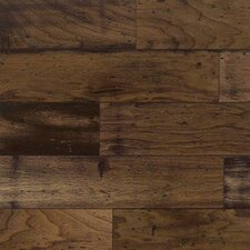 "American Vintage Lock and Fold 5"" Engineered Walnut Flooring in Chickory"