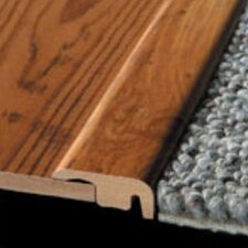 Laminate Baby Threshold Micro- Bevel Trim in Kambala, Jatoba Rustic Natural