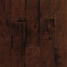 "American Vintage 5"" Engineered Cherry Flooring in Sangria"