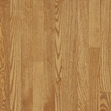 "Dundee Plank 3-1/4"" Solid White Oak Flooring in Dune"