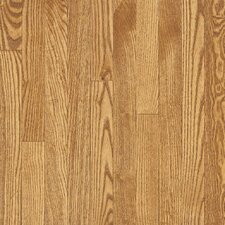 "Dundee Plank 3-1/4"" Solid White Oak Flooring in Seashell"