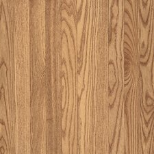 "Bristol 3-1/4"" Solid Red Oak Flooring in Natural"