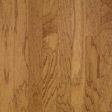 "<strong>Bruce Flooring</strong> Turlington American Exotics 5"" Engineered Hickory Flooring in Smoky Topaz"