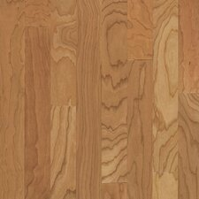 "Turlington American Exotics 3"" Engineered Cherry Flooring in Natural"