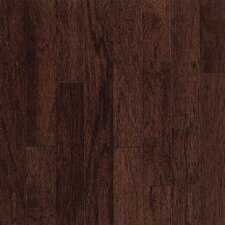 "<strong>Bruce Flooring</strong> Turlington American Exotics 5"" Engineered Hickory Flooring in Molasses"