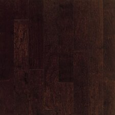 "<strong>Bruce Flooring</strong> Turlington American Exotics 5"" Engineered Cherry Flooring in Toasted Sesame"