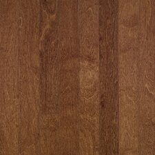 "Turlington American Exotics 5"" Engineered Birch Flooring in Clove"