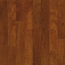 "<strong>Bruce Flooring</strong> Turlington American Exotics 5"" Engineered Cherry Flooring in Bronze"