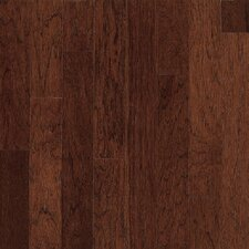 "Turlington American Exotics 3"" Engineered Hickory Flooring in Paprika"