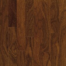 "Turlington 3"" Engineered Walnut Flooring in Autumn Brown"