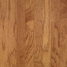 "Turlington 3"" Engineered Hickory Flooring in Golden Spice / Smokey Topaz"