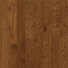 "<strong>Bruce Flooring</strong> Turlington 3"" Engineered Hickory Flooring in Falcon Brown"