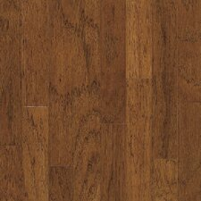 "Turlington 5"" Engineered Hickory Flooring in Falcon Brown"