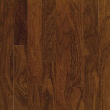 "Turlington 5"" Engineered Walnut Flooring in Autumn Brown"