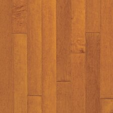 "Turlington American Exotics 5"" Engineered Maple Flooring in Cinnamon"