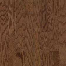 "Turlington 5"" Engineered Oak Flooring in Saddle"