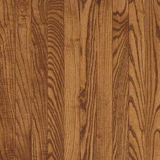 "Westchester 3-1/4"" Solid Oak Flooring in Gunstock"
