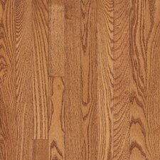 "Dundee Strip 2-1/4"" Solid Red Oak Flooring in Butterscotch"