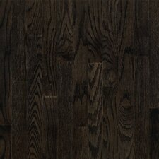 "Dundee Plank 3-1/4"" Solid Red Oak Flooring in Espresso"