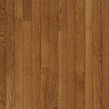 "Fulton Strip 2-1/4"" Solid White Oak Flooring in Fawn"