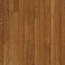 "Fulton Strip 2-1/4"" Solid White Oak Flooring in Fawn"