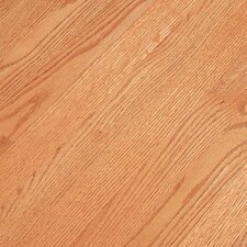 "Fulton Plank 3-1/4"" Solid Red Oak Flooring in Butterscotch"