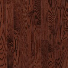 "Eddington Plank 3-1/4"" Solid Ash Flooring in Cherry"