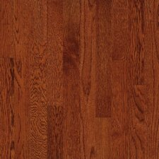 "<strong>Bruce Flooring</strong> Natural Choice Strip 2-1/4"" Solid White Oak Flooring in Amber"