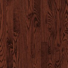"Eddington Strip 2-1/4"" Solid Ash Flooring in Cherry"