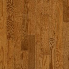 "Manchester Strip 2-1/4"" Solid Red Oak Flooring in Gunstock"