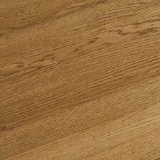 "Sterling Strip 2-1/4"" Solid White Oak Flooring in Spice"